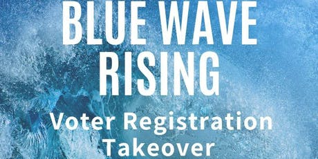 Blue Wave Rising tickets