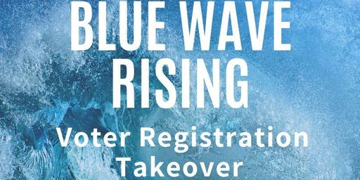Blue Wave Rising
