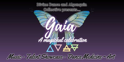 Gaia Benefit Showcase ~ Divine Dance Collective