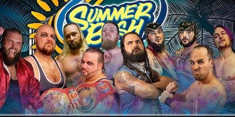 Innovate Wrestling Summer Bash 2019 tickets