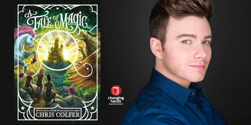 Changing Hands hosts Meet and Greet with Chris Colfer: A Tale of Magic...