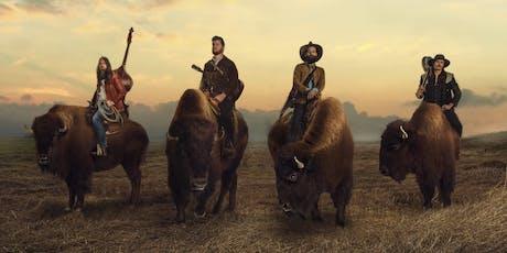 Tim & The Glory Boys - THE BUFFALO ROADSHOW - Jackson, WY tickets