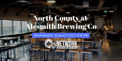 Network After Work North County at AleSmith Brewing Company