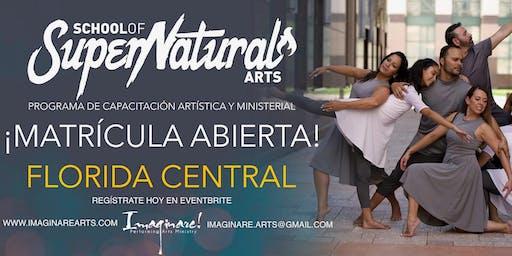 Matrícula Imaginare! School of SuperNatural Arts I Kissimmee, Florida