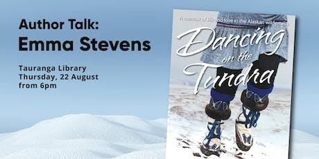 Author Talk: Emma Stevens tickets