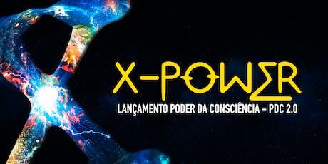 [Ribeirão Preto/SP] X-POWER ingressos