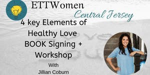 ETTWomen CJ: Book Signing + Workshop - 4 Key Elements...
