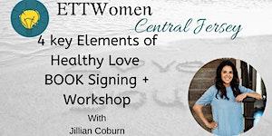 ETTWomen CJ: Book Signing + Workshop - 4 Key Elements...