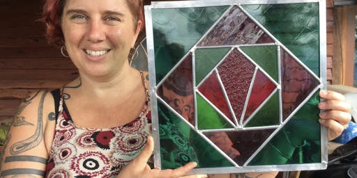 Beginners Lead Light Weekend Intensive - Northern Rivers Stained Glass