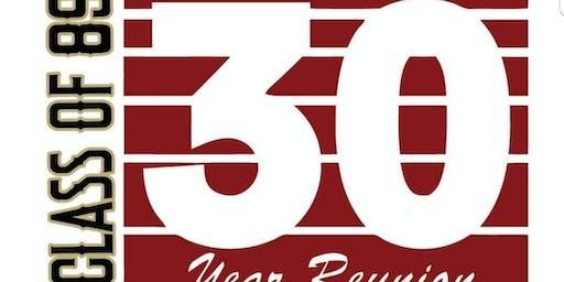 Frederick Douglass Class of 1989 30 Year Reunion