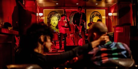 The Underground Jazz Sessions tickets
