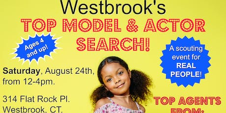 Westbrook's Top Model & Actor Search tickets