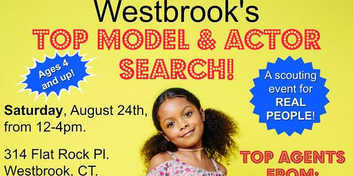 Westbrook's Top Model & Actor Search
