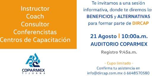2DA. Sesión Informativa DIRCAP-Directorio para Instructores