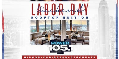 labour day weekend Kickoff Rooftop