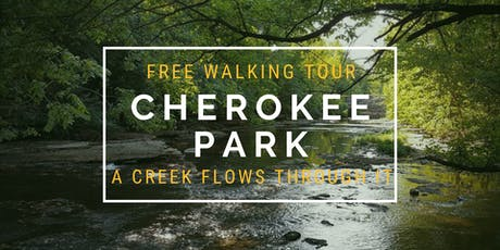 Free Walking Tour - A Creek Flows Through It tickets
