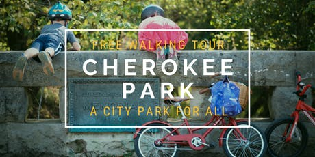 Free Walking Tour - A City Park for All tickets