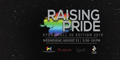 Raising Pride : Stonewall Edition 2019
