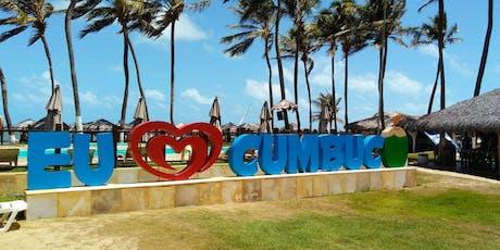 CUMBUCO | Passeio de 01 dia com transporte de Ida e volta ingressos