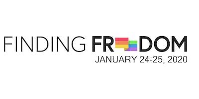 Finding Freedom LGBTQ Symposium 2020