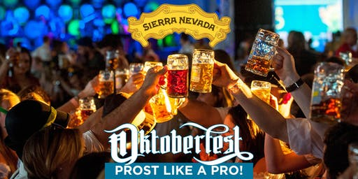 SOLD OUT - Sierra Nevada 2019 Oktoberfest Sat 10/05 - Chico, CA