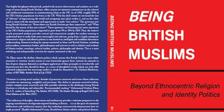 Author evening: Being British Muslims tickets