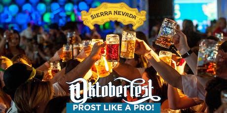 Sierra Nevada 2019 Oktoberfest, Sat 10/12 - Mills River, NC tickets