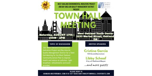AB 617 Town Hall Meeting