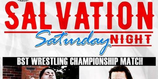 Salvation Saturday NIGHT
