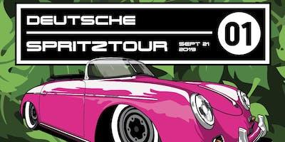 Deutsche Spritztour