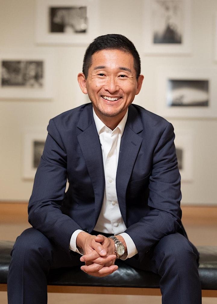 Peter Turner Memorial Lecture - Dr Yasufumi Nakamori image