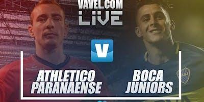 Atletico-PR x Boca Juniors Ao-Vivo Online Em Directo gratis tv
