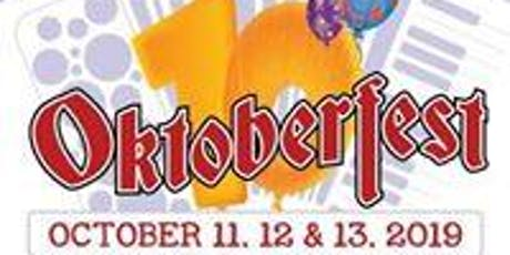 Oktoberfest Artisan Fair tickets
