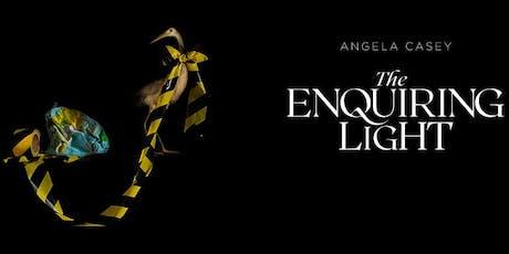 The Enquiring Light | Angela Casey - Artist Floor Talk tickets