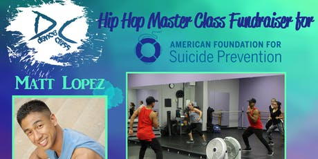 Hip Hop Master Class Fundraiser tickets