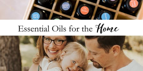 Essential Oils for the Home tickets