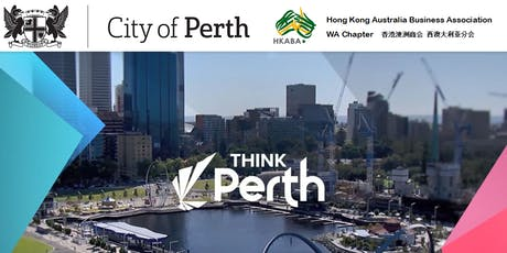August Networking Lunch with the City of Perth  tickets