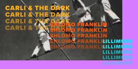 Carli & The Dark - Music Video Release Show tickets
