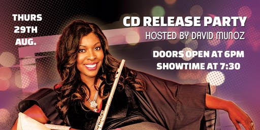 ALTHEA RENE CD RELEASE PARTY