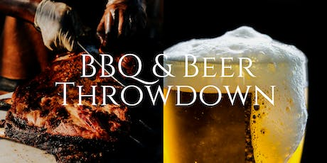 BBQ & Beer Throwdown tickets