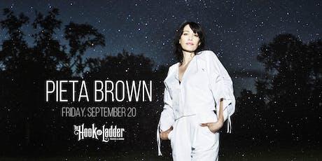 Pieta Brown tickets