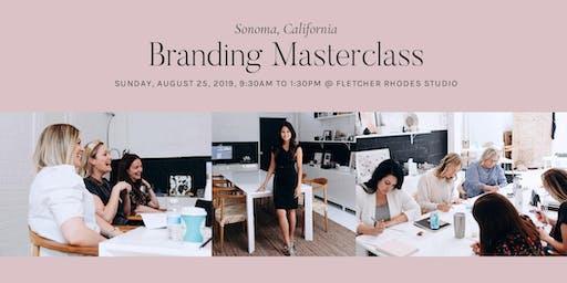 Branding Masterclass with Erika Brechtel: Sonoma