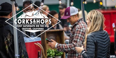 Corks & Hops First Saturdays On The Hill