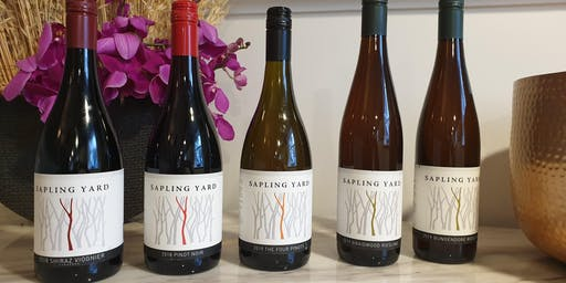 Dinner with the Winemaker - Sapling Yard