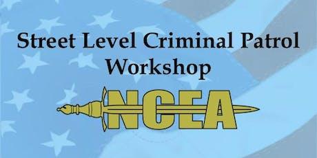 2019 Street Level Criminal Patrol Workshop - Gaithersburg, MD tickets