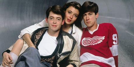 FREE - Movie  - FERRIS BUELLER'S DAY OFF tickets