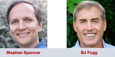 The Optimized Entrepreneur: Behavior Change for Business Success with Stephan Spencer and BJ Fogg, PhD tickets