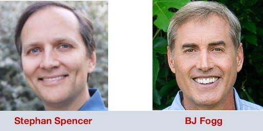 The Optimized Entrepreneur: Behavior Change for Business Success with Stephan Spencer and BJ Fogg, PhD