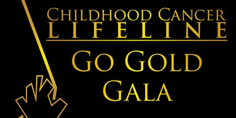 Go Gold Gala tickets