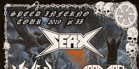 Seax tickets